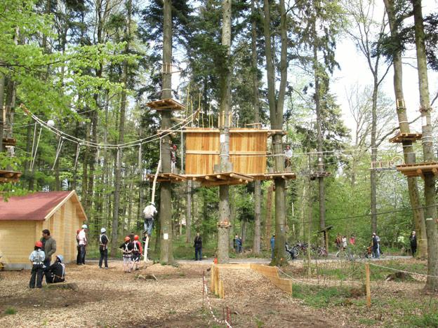 Kletterwald Rutesheim